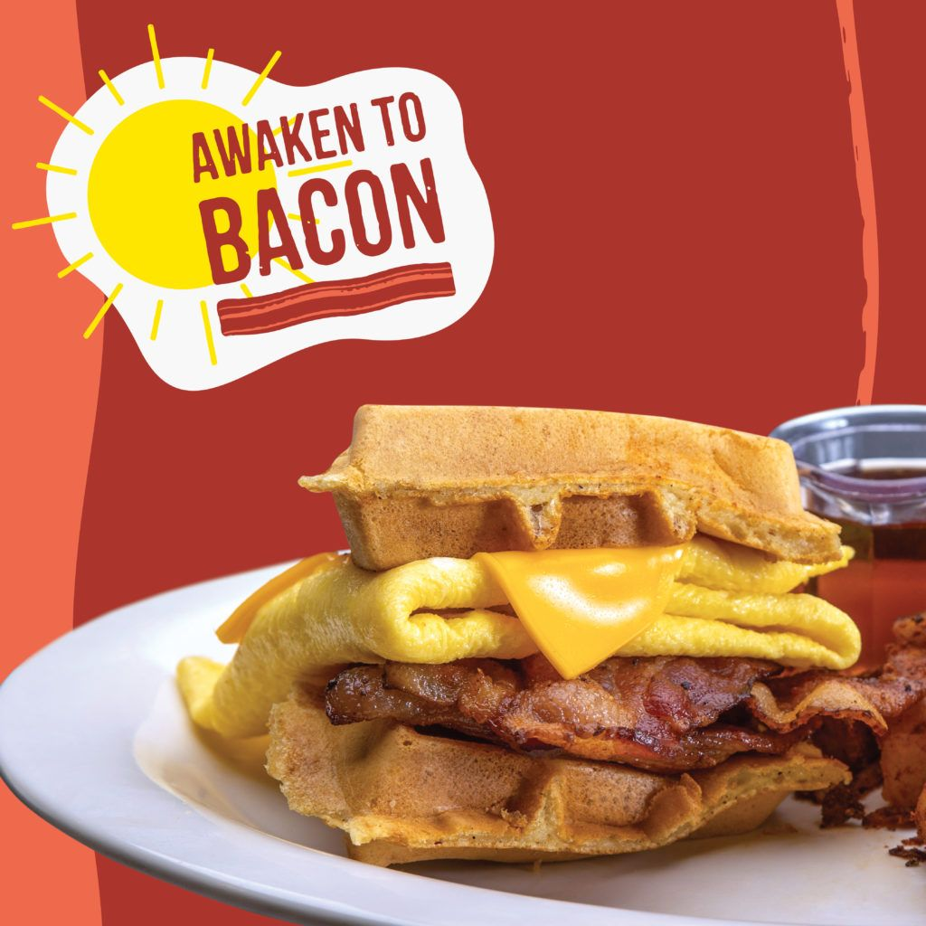 Eggs Up Grill is ready for America to Awaken to Bacon - and Biscuits, Bowls & Burgers