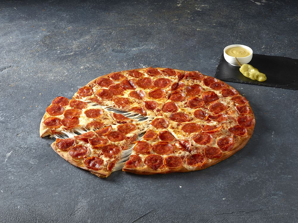 Papa John's and Shaquille O'Neal Launch New Shaq-a-Roni Pizza