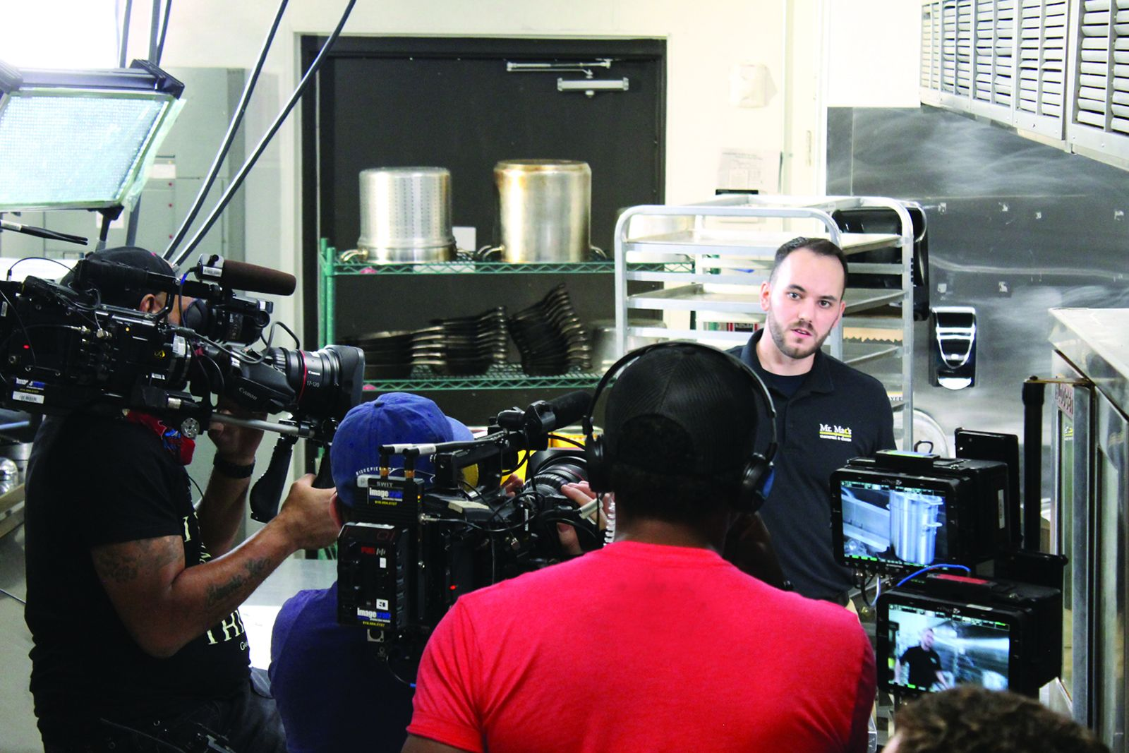 "Mark Murphy from Mr. Mac's Macaroni and Cheese featured on the Food Network's Food Paradise Show. The episode ""Seafood - Eat Food"" will first air on July 22, 2020."
