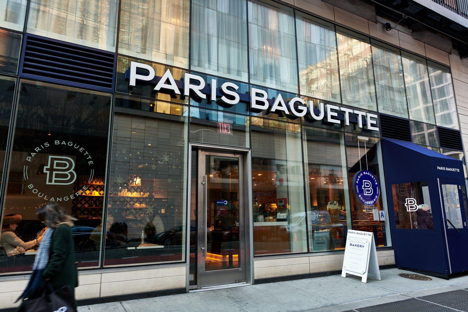 Paris Baguette Seeks Development Opportunities in Vancouver