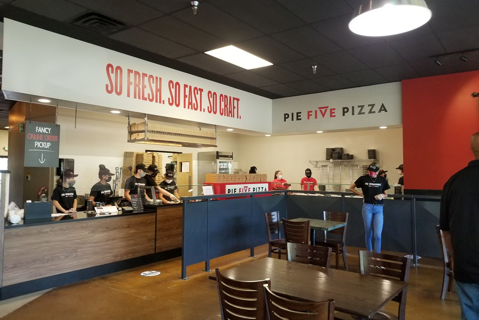 Pie Five Makes Highly Anticipated Oregon Debut