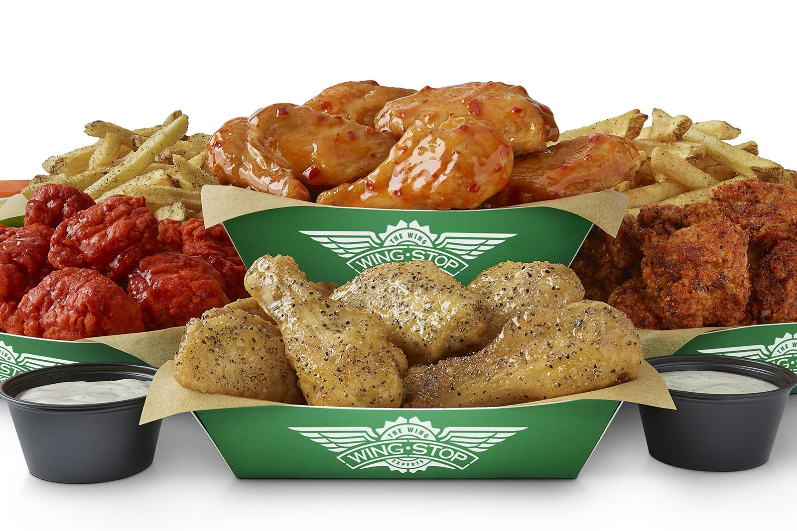 Wingstop Opens First Ghost Kitchen in US