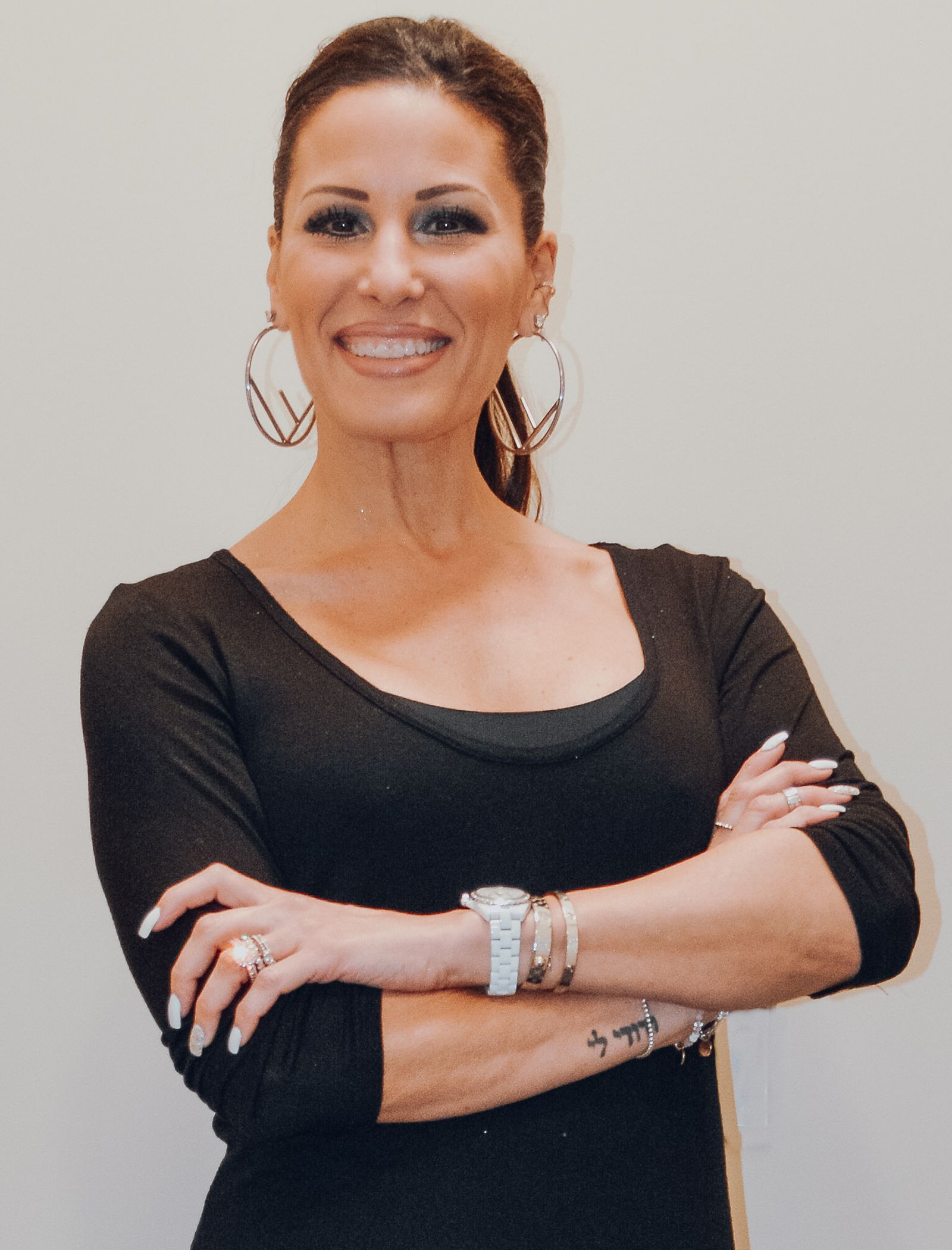 Michele DiMeo, Squisito Franchise's President and COO of the Monte Restaurant Development Group