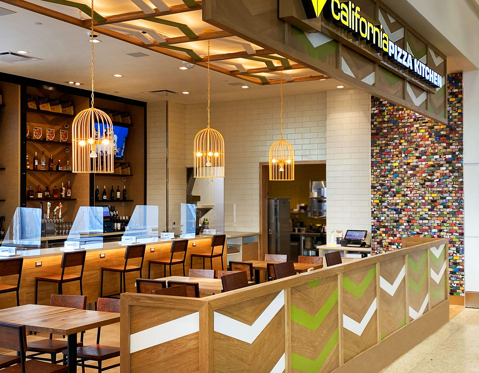 California Pizza Kitchen Opens at the All-New Salt Lake City International Airport: the First Major Airport Hub Replacement of the 21st Century