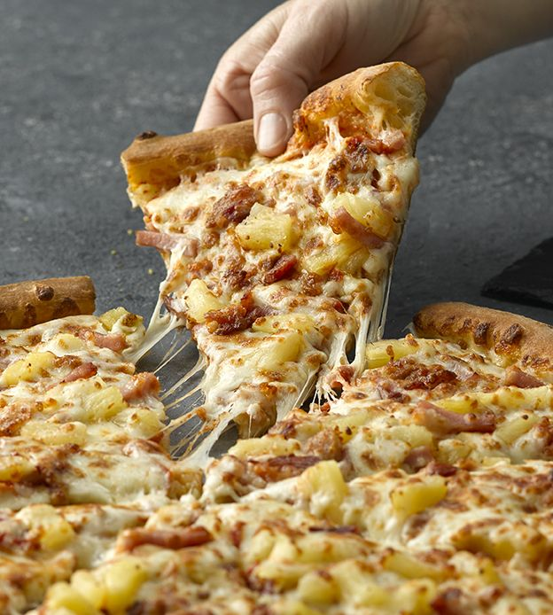 Papa John's and Dole Packaged Foods Team Up, Providing Pineapple Pizza Lovers with the High-Quality Ingredients They Know and Love