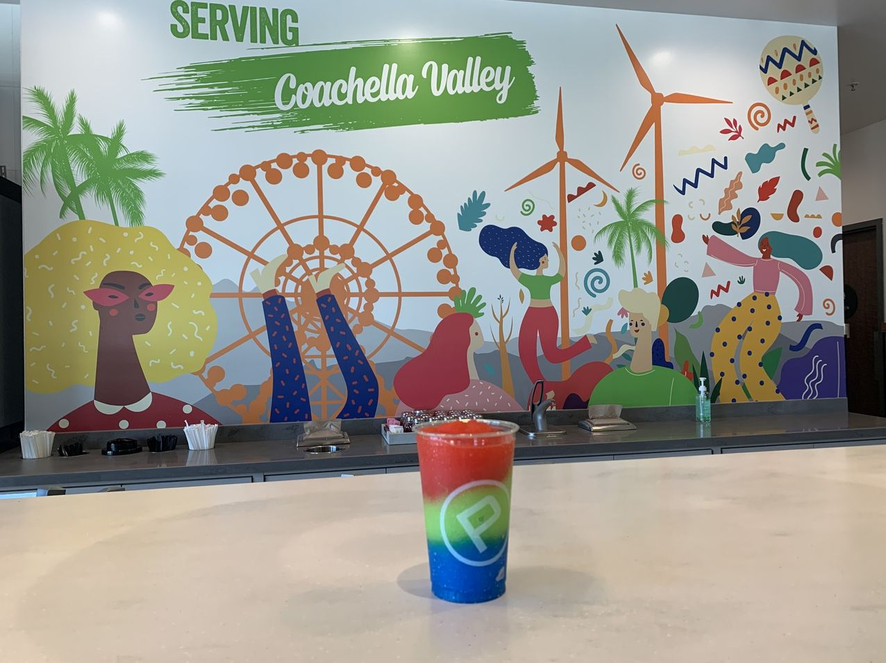 Pieology Opening in La Quinta Simply Dazzles Greater Coachella Valley