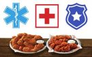 "Hooters Honors First Responders with ""Buy 10, Get 10"" Offer on October 28"