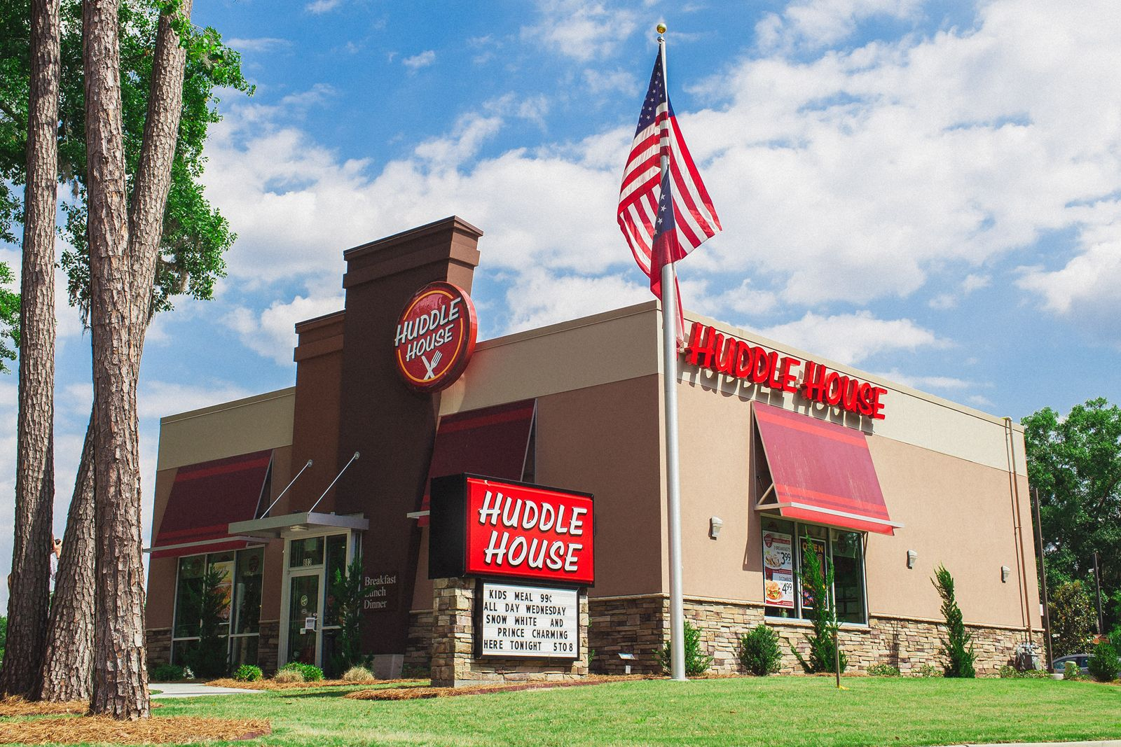 Huddle House Continues Strong Growth in Alabama State With Opening of 41st Restaurant