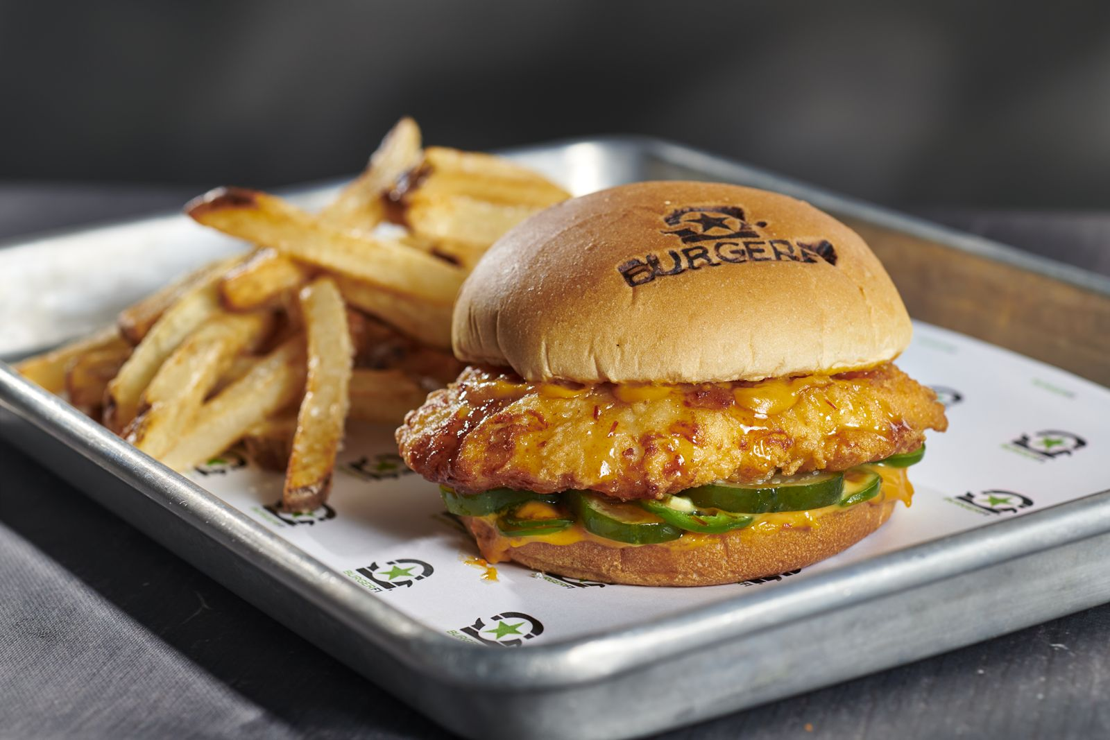 OPES Acquisition Corp.'s Business Combination Target, BurgerFi, Brings the Heat With the New Spicy Fi'ed Chicken Sandwich