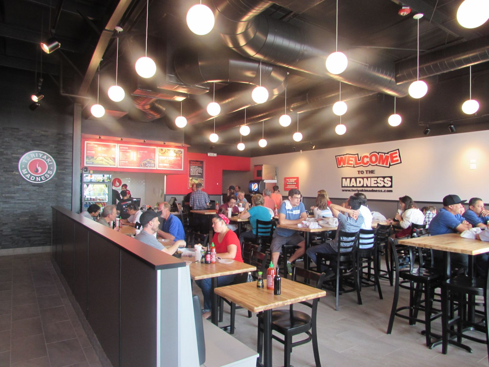 Teriyaki Madness to Celebrate Opening in Bakersfield on October 7