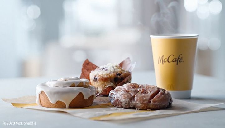 Trick or...Treat Yourself to a Week of Free Apple Fritters, Blueberry Muffins and Cinnamon Rolls