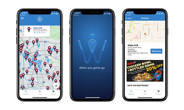 WaBa Grill Partnership Helps to Launch the Whizz App