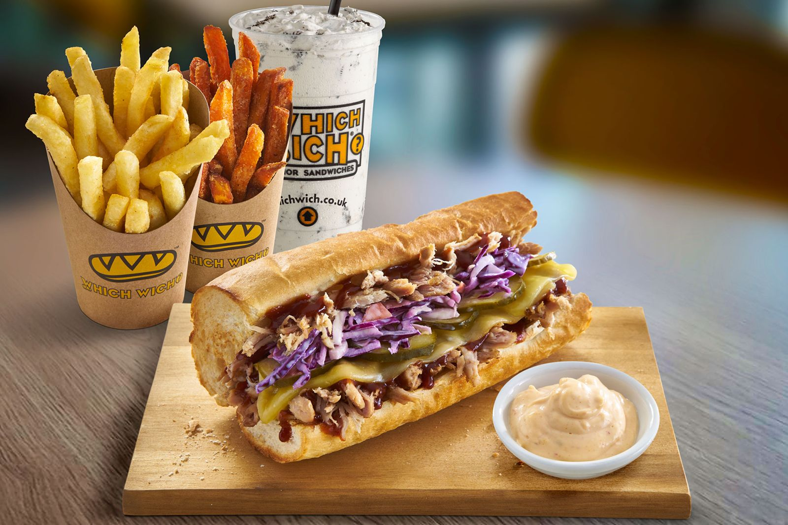 Which Wich Announces London Expansion