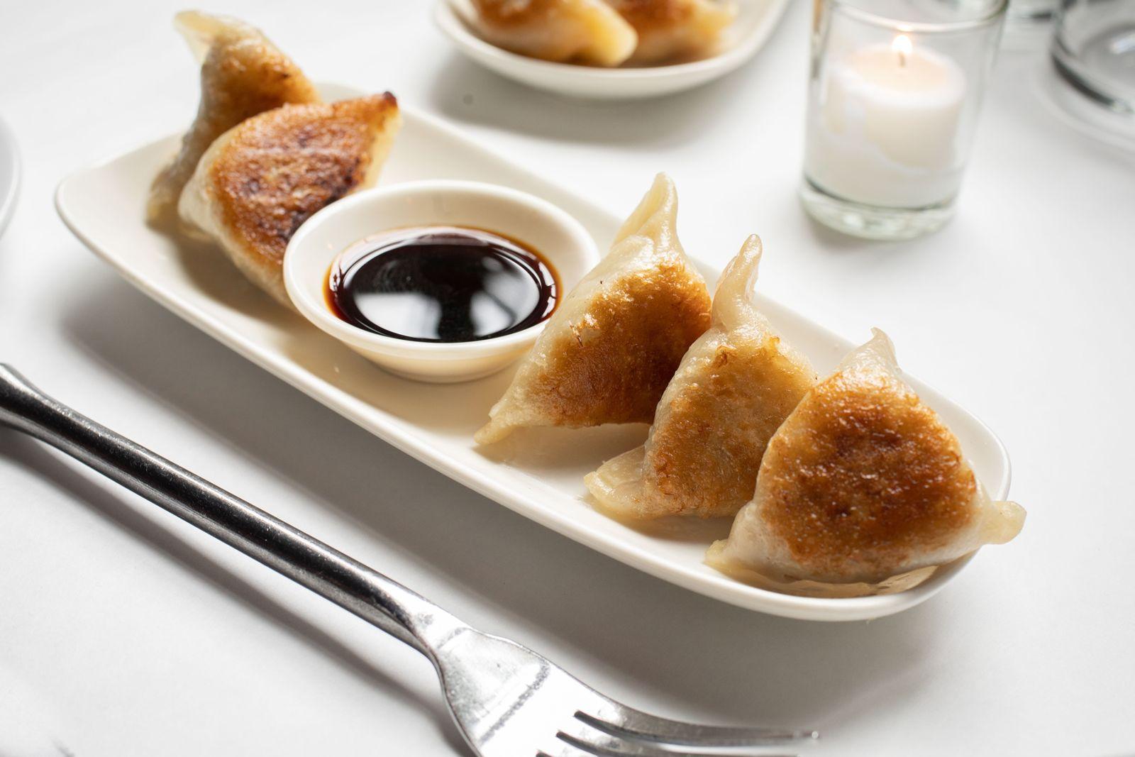 Brooklyn Dumpling Shop Pork Dumplings
