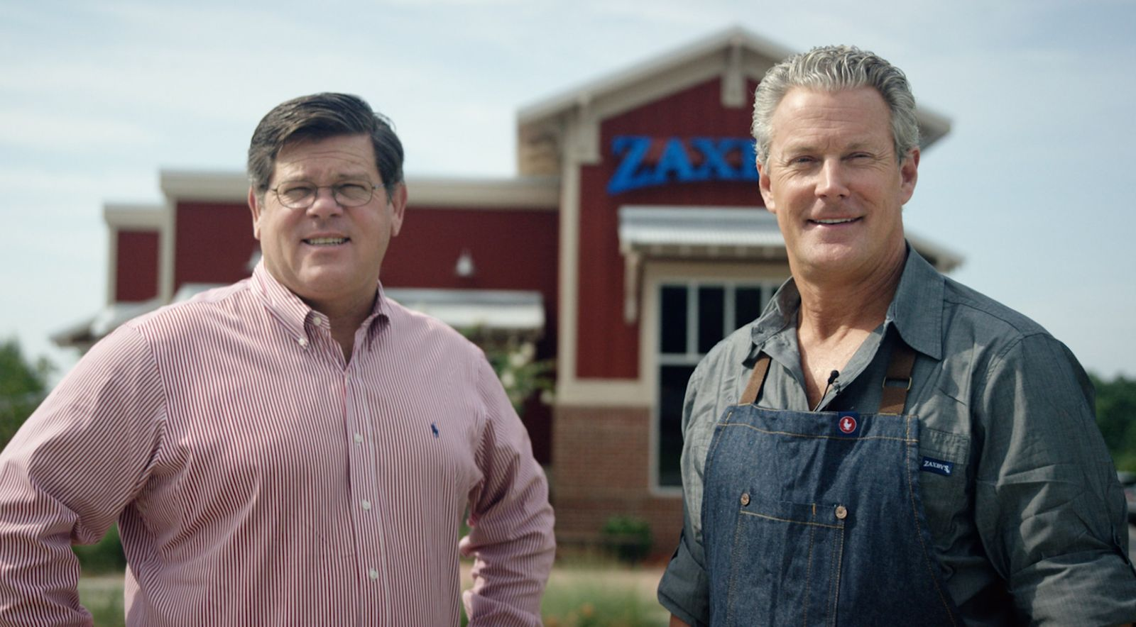 Tony Townley, Zaxby's chief strategy officer and co-founder with Zach McLeroy, Zaxby's CEO and co-founder