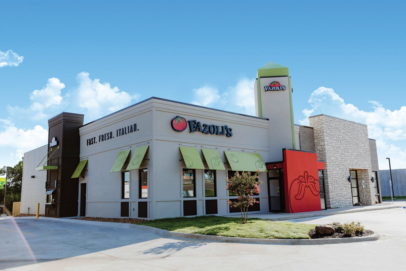 Fazoli's Sets Brand Records with Six Months of Historical Sales and Traffic